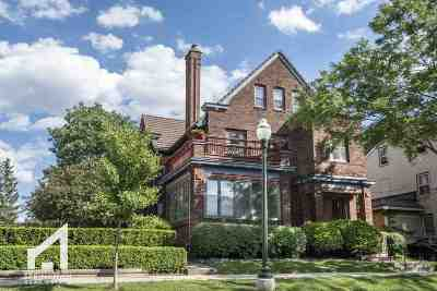 Madison Condo/Townhouse For Sale: 25 Langdon St #B
