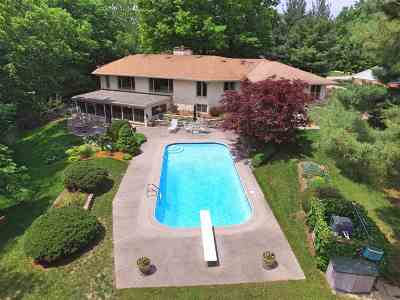 Janesville Single Family Home For Sale: 515 Apache Dr