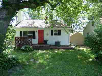 Madison Single Family Home For Sale: 105 N Fair Oaks Ave