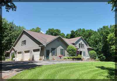 Milton Single Family Home For Sale: 4401 N County Road Kk