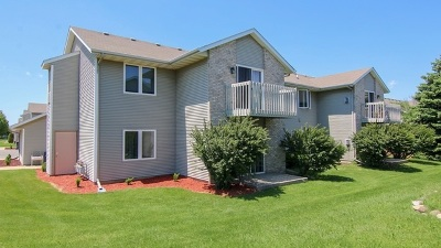 Sun Prairie Condo/Townhouse For Sale: 856 St Albert The Great Dr
