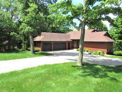 Rock County Single Family Home For Sale: 9445 N Arrowhead Shores Rd