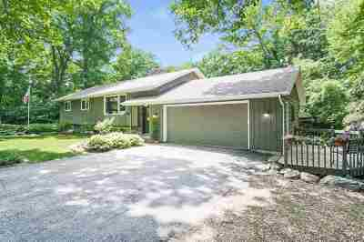 Marshall Single Family Home For Sale: 4977 Midway Ln