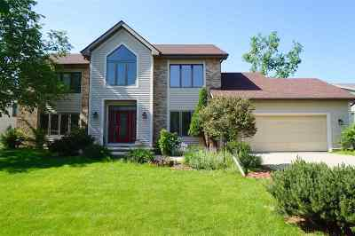Madison Single Family Home For Sale: 6 Brule Cir