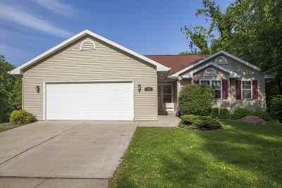 Rock County Single Family Home For Sale: 322 Tider Dr