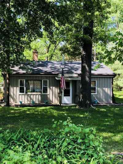 Friendship Single Family Home For Sale: 1160 Chicago Ln