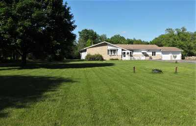 Lodi Single Family Home For Sale: N1746 Hwy 113