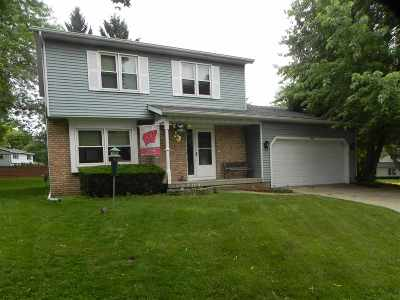 Middleton WI Single Family Home For Sale: $329,900