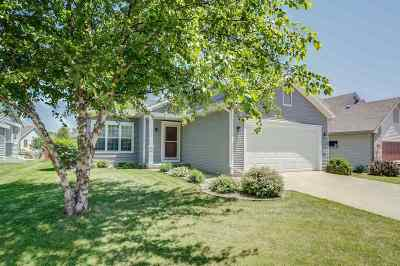 Madison Single Family Home For Sale: 3637 Turning Leaf Dr