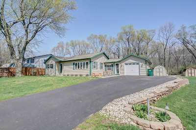 Edgerton Single Family Home For Sale: 10988 N Gladys Dr
