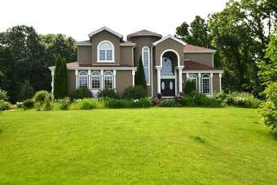 Marshall Single Family Home For Sale: 1784 Oaken Vale Rd