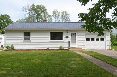 Madison Single Family Home For Sale: 3514 Concord Ave