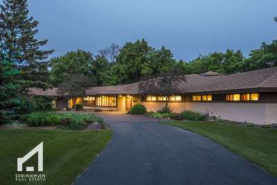 Sauk County Single Family Home For Sale: S7708 Freedom Rd
