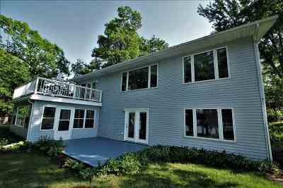 Columbia County Single Family Home For Sale: 502 Lake Shore Dr
