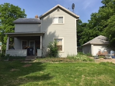 Green County Single Family Home For Sale: 2015 18th Ave