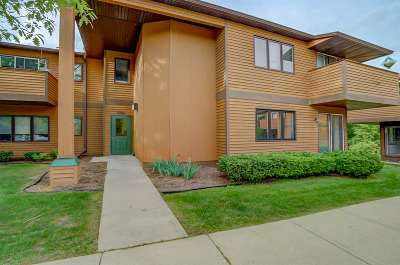 Madison Condo/Townhouse For Sale: 830 S Gammon Rd