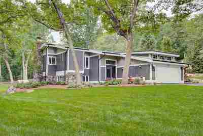 Middleton Single Family Home For Sale: 4703 Sumac Rd