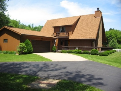 Green County Single Family Home For Sale: W784 Lake View Cir