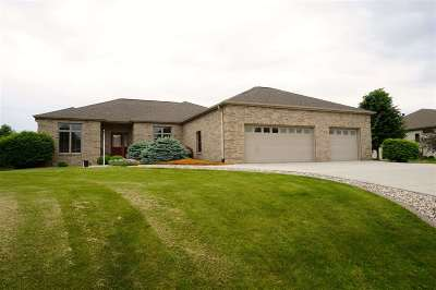 Sun Prairie Single Family Home For Sale: 6299 Irving Dr