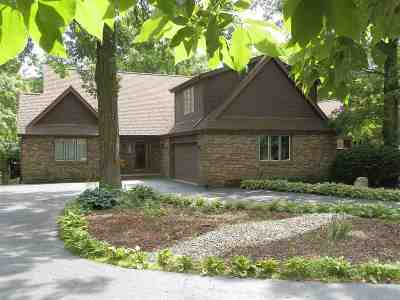 Janesville Single Family Home For Sale: 4192 N Juniper Dr