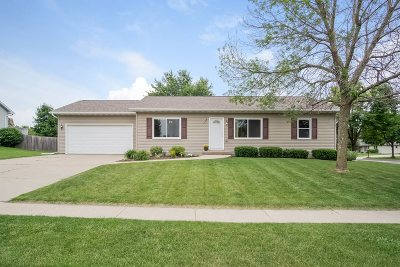 Deerfield Single Family Home For Sale: 238 Sunset Ct