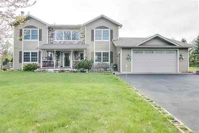 Friendship WI Single Family Home For Sale: $375,000