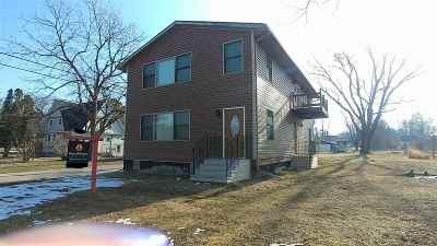 Wisconsin Dells Single Family Home For Sale: 618 Capital St