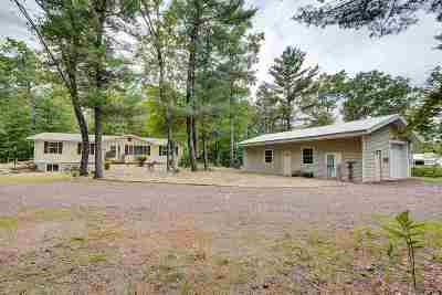 Adams WI Single Family Home For Sale: $264,900