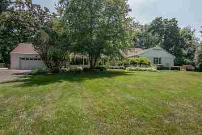 Beloit Single Family Home For Sale: 2341 Lathers Rd