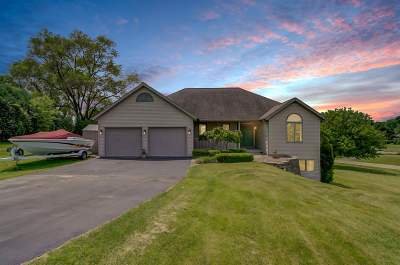 Milton Single Family Home For Sale: 2334 E Pine Tree Ct