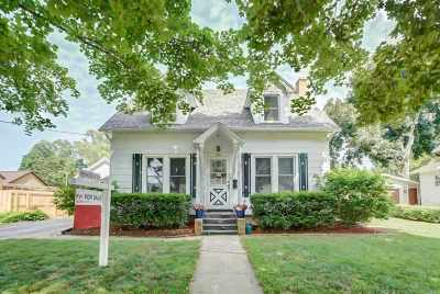 Columbia County Single Family Home For Sale: 834 S Birdsey St