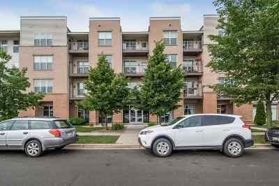 Madison Condo/Townhouse For Sale: 8201 Mayo Dr #306