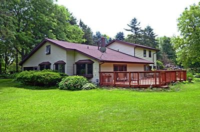 Verona Single Family Home For Sale: 7174 W Mineral Point Rd