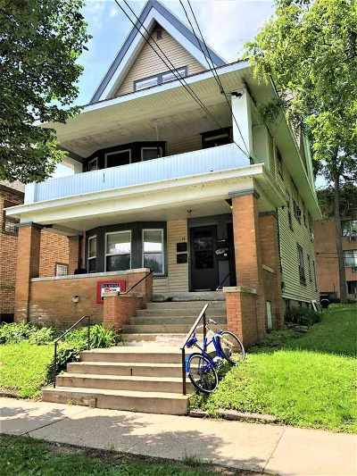 Madison Multi Family Home For Sale: 14-16 N Franklin St