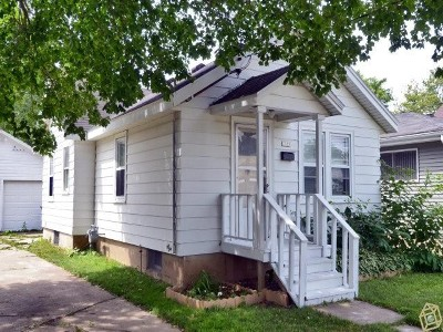 Madison Single Family Home For Sale: 1725 Winchester St