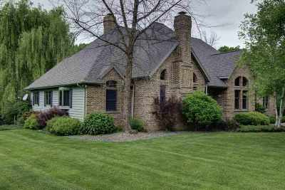 Iowa County Single Family Home For Sale: 1244 E Lake Rd