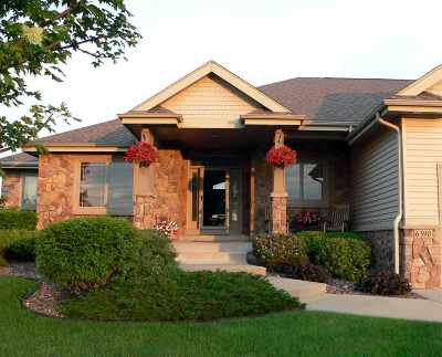 Single Family Home For Sale: 6390 Gehrke Cir