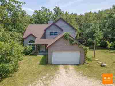 Columbia County Single Family Home For Sale: N4738 Ridgeview Dr