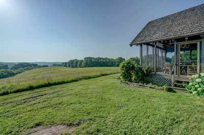 Iowa County Single Family Home For Sale: 6311 Amacher Hollow Rd