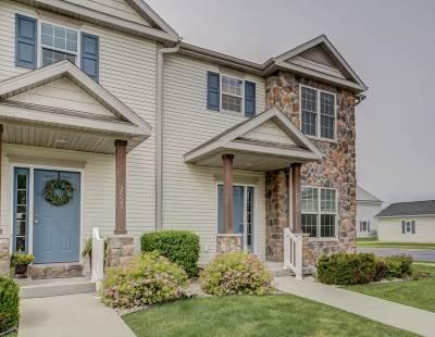 Sun Prairie Condo/Townhouse For Sale: 2527 Leopold Way