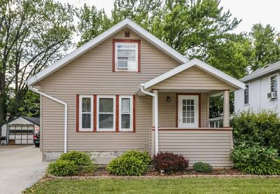 Milton Single Family Home For Sale: 123 S Clear Lake Ave