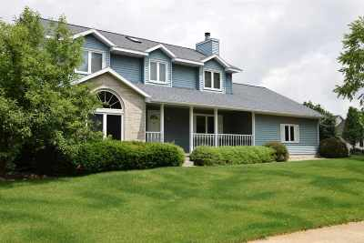 Sun Prairie WI Single Family Home For Sale: $299,900