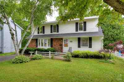 Monona Single Family Home For Sale: 5315 Schluter Rd