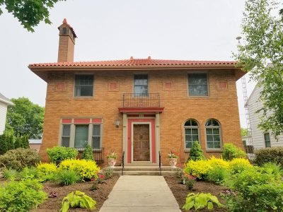 Green County Single Family Home For Sale: 1817 8th St