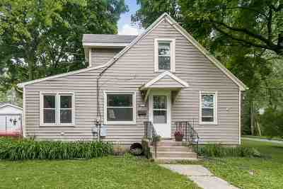 Madison Single Family Home For Sale: 4610 Turner Ave