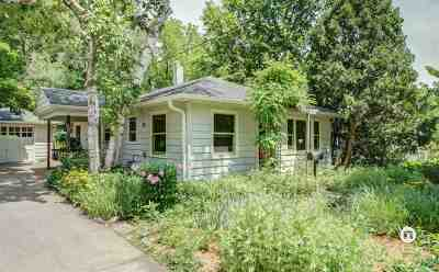 Madison Single Family Home For Sale: 3022 Gregory St