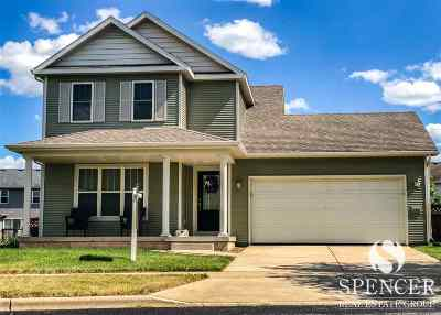 Madison Single Family Home For Sale: 4701 Star Spangled Tr