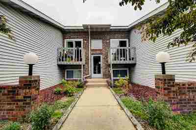 Madison Condo/Townhouse For Sale: 1105 McKenna Blvd #H