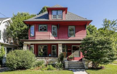 Madison Single Family Home For Sale: 2218 Center Ave