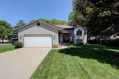 Sun Prairie WI Single Family Home For Sale: $259,900